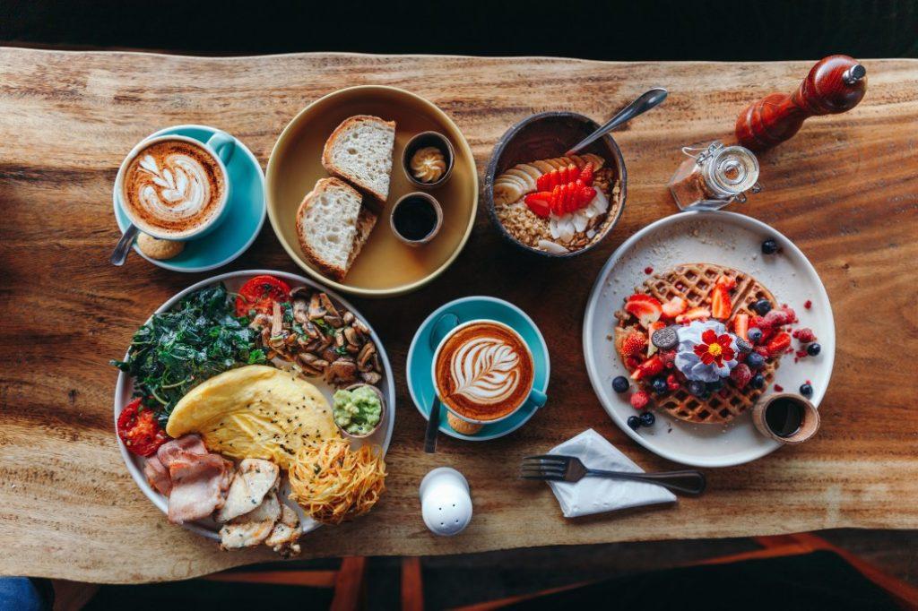 Pomysły na drugie śniadanie do szkoły lub pracy!